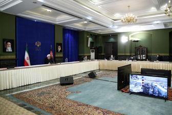 افتتاح 58 طرح عمرانی در مناطق آزاد و ویژه اقتصادی توسط روحانی
