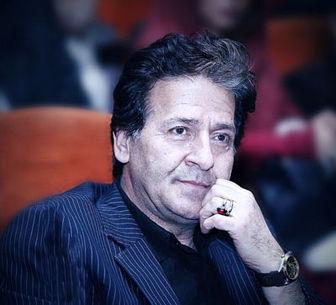 عکس «غریبانه» ابوالفضل پورعرب درکنار هدیه تهرانی