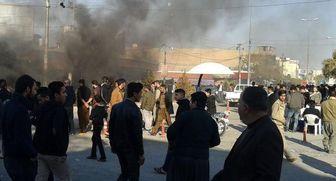 دفاتر سه حزب کرد در شمال عراق به آتش کشیده شد
