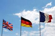 هشدار تروئیکای اروپایی به ایران