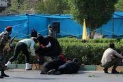 واکنش فعالان عرب در فضای مجازی به حمله تروریستی اهواز
