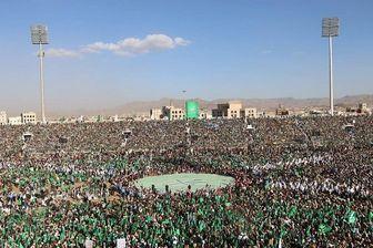 تظاهرات قبایل شرق یمن علیه اشغالگری سعودی