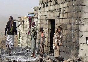 مردم بیگناه یمن قربانی طمع آمریکا و دلارهای سعودی