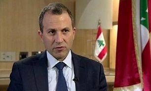 جبران باسیل خواستار تشکیل هر چه سریعتر دولت جدید لبنان شد