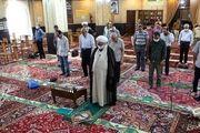 لغو اقامه نماز جماعت در مساجد شهر تهران