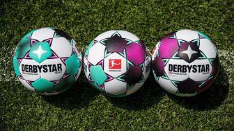توپهای فصل آینده بوندسلیگا رونمایی شد
