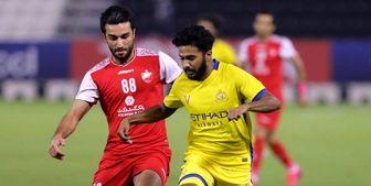 تحلیل سایت عربی کوره از بازی پرسپولیس و النصر عربستان
