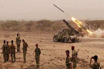 یمن مزدوران سعودی را بمباران کرد