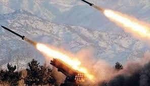 حملات موشکی ارتش سوریه به مواضع تروریستها