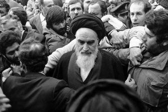 روایت خبرنگار فرانسوی از لحظه ورود امام به ایران
