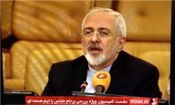 ظریف: وارث۶ قطعنامه تحریمی بودیم / قصد پاسخ به جلیلی را ندارم