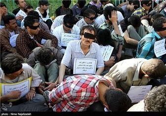 دستگیری ۱۰۷ نفر توزیع کننده مواد مخدر