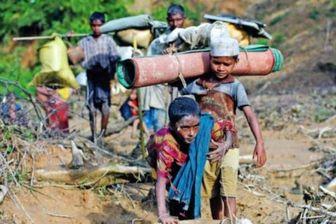 درخواست نماینده های مجلس انگلیس برای تحریم میانمار