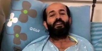 هشتادمین روز اعتصاب غذا اسیر فلسطینی