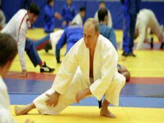 الرئیس الروسی فلادیمیر بوتین یحضر الألعاب الأولمبیة بشکل غیر رسمی