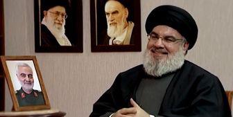 نصرالله: حاج قاسم استراتژیست تمامعیار بود؛ وعده حضرت آقا درباره حزبالله محقق شد
