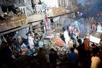 انفجار در نزدیکی منزل مقام پاکستانی