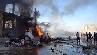 بمبگذاری در شهر البصیره سوریه