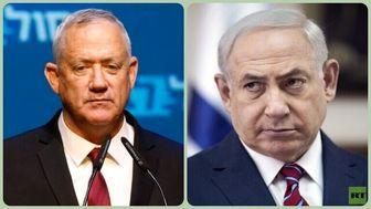 حزب گانتس نشست امروز با حزب نتانیاهو را لغو کرد