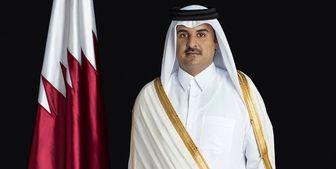 پیام تبریک امیر قطر به آیتالله رئیسی