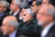 حضور ۱۲ سرلشکر در دیدار کارگزاران نظام با رهبر انقلاب