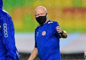 تاسف سرمربی تیم ملی لبنان از گل نزدن تیمش به کرهجنوبی