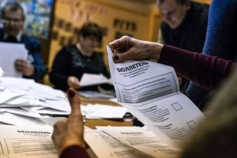 برگزاری انتخابات در مناطق جداییطلب اوکراین