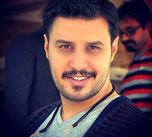 جواد عزتی با لباس کشیش مسیحی+عکس