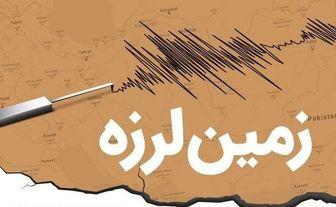 زلزله در بهاباد یزد + جزئیات