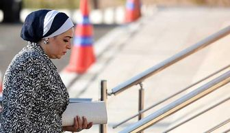 ظهور نادر همسر سیسی در مصر جنجال بپا کرد