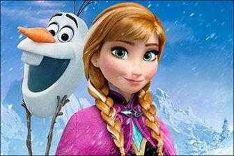 موسیقی انیمیشن «یخ زده» در رقابت با «تایتانیک»