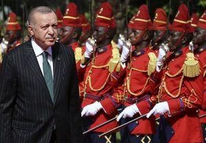اهداف ترکیه از گسترش نفوذ در آفریقا