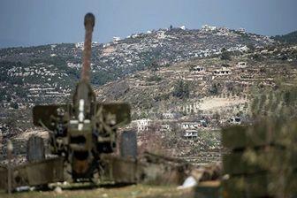 حملات خمپاره ای تروریستها علیه مناطق مسکونی در حومه «حماه»