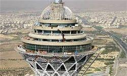 ساخت پازل کوه دماوند در برج میلاد