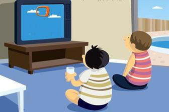 الگوگیری کودکان از کارتونها