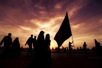 نخستین کاروان اتوبوسرانی تهران به مرز خسروی اعزام شد