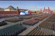 آغاز بزرگترین رژه نظامی روسیه