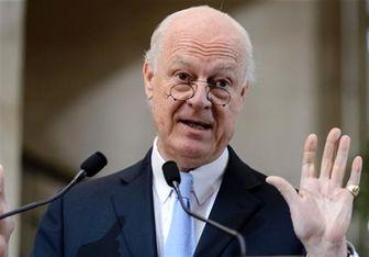 نظر نماینده سازمان ملل درباره نشست تهران در خصوص سوریه