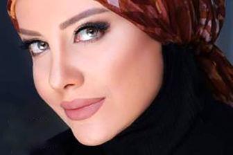 چهره جدید و زیبای شراره رخام /عکس
