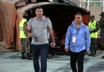 ادعای سرپرست سایپا درباره درگیری بعد از بازی با پرسپولیس
