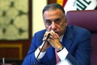 نخست وزیر عراق به حشد شعبی حمله می کند و در برابر حمله ترکیه ساکت است!