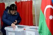 برگزرای انتخابات زور هنگام در آذربایجان