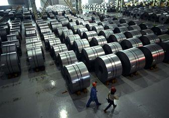 رشد ۹۳ درصدی فروش فولاد در سال گذشته