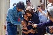 آزادسازی کودک هشت ساله از چنگال آدم ربایان