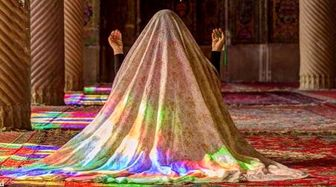 کمکی نماز خواندن در زمان هولناک مرگ به آدمی می کند