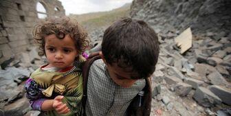 شمار کودکان سوء تغذیه ای در یمن ۹۰ درصد افزایش یافته است