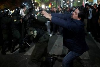 مخالفان مورالس ساختمان رسانههای دولتی را تصرف کردند