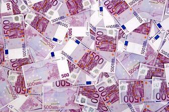 یورو روی دلار را کم کرد!