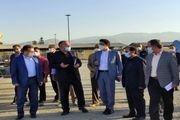 بازدید معاونین قضایی دادستانی از گمرک تهران + جزئیات