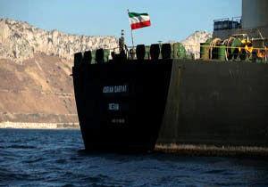 پایگاه میدلایست: نفتکش آدریان دریا محموله خود را در بندری در سوریه تخلیه کرد